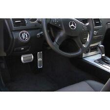 Lim T-Mod.,Sport Edelstahl Fußablage Mercedes C-Klasse W202 und W203