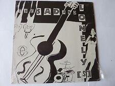 THE SAD AND LONELY(S) SUB POP VINYL LP EXCELLENT PLUS CONDITION