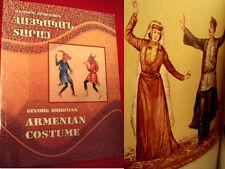 ARMENIAN Traditional Costume- Folk Clothes Dress, Taraz Հայկական Տարազ- SPECIAL!