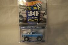 2020 Hot Wheels National Convention 1970 Dodge Power Wagon  # 548 / 6K !  Wowza!