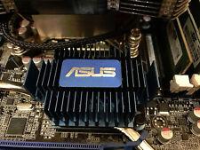 ASUS P6T6 Ws motherboard con Intel i7 CPU y 12 GB de RAM.