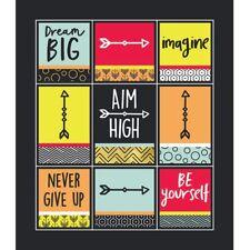 Aim High Prize Pack Stickers Carson Dellosa Cd-168246