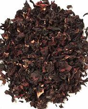 Premium Dried Rough Cut Hibiscus Flowers Tea,Jaimaica Tea 8 oz