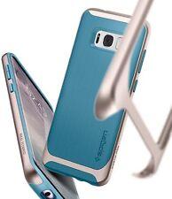 Custodia Samsung Galaxy S8 2017 Spigen [Neo Hybrid] Flex Hard Protection Celeste