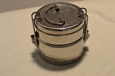 Stainless Steel Camping Hiking Backpacking  Cook Pot Mess Kit