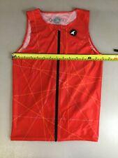 Pactimo Womens Size Small S Mako Tri Triathlon Top (6910-41)