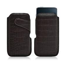Housse coque étui pochette style croco pour Apple Ipod Touch 1G/2G/3G