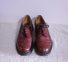 Dr. Martens Shoes 3989 Wingtip Cherry Men's size 10.5