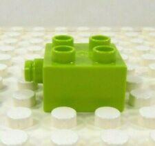 "Yellow 1 Lego Duplo Item Swivel//Propeller Mount 1/"" Post"