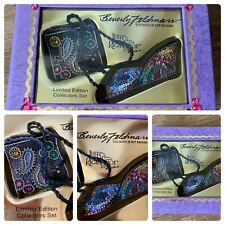 Just The Right Shoe Bag Beverly Feldman Limited Edition Collectors Set Boxed