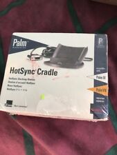 Palm HotSync Cradle Charger PC Docking Station w/ Serial Connector 10126U Sealed