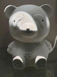 Lampe Panda Ours Porcelaine pour Enfants Déco Cadeau Élégant Moderne à la Mode
