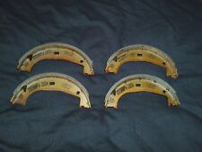 Genuine TRW Rear Parking Brake Shoe Set - GS8594 bmw z3 / 325 NOS