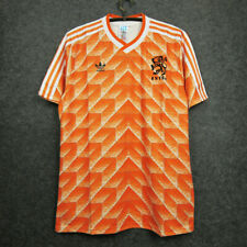 Camiseta Retro Local Selección Holanda 1988