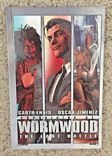 CHRONICLES OF WORMWOOD The Last Battle Volume 2 Hardcover (Avatar) -- 2011