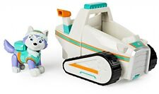 Paw Patrol Everest's Rescue Snowmobile, Vehicle And Figure (works With Paw
