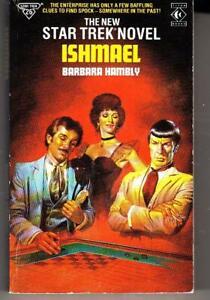 CG187. Star Trek Book. Ishmael. Barbara Hambly
