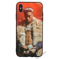 YoungBoy Never Broke Again NBA Case iPhone 5 6 6S 7 8 + X XR XS 11 Pro Max SE2