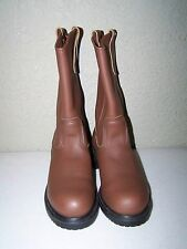 Mens Size 6B Red Wing Shoe PECOS Steel Safety Toe Work Cowboy Boots