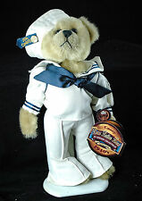 BRASS BUTTON BEARS Casey in his Navy's Best 20 Century Collectible