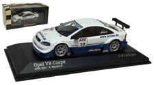 Minichamps Opel V8 Coupe #20 'Mamerow Racing' DTM 2001 - P Mamerow 1/43 Scale