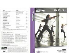Les Mills Body Vive 4 Complete with Dvd, Cd, Instructor Notes, and Case