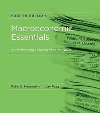 Macroeconomic Essentials: Understanding Economics in the News by Peter E....