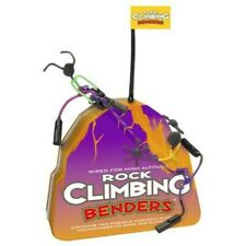 Hog Wild ROCK CLIMBING BENDERS 2 figures New in Package mountaineering rope flag