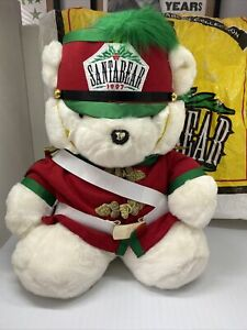 VTG 1997 Dayton Hudson The Nutcracker Santa Bear  SantaBear Red/Green/White