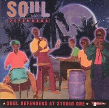 Freddie McKay & Soul Defenders at Studio One by Soul Defenders (CD) Brand New