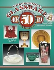 Collectible Glassware from The 40's, 50's, 60's : An Illustrated Value Guide by