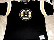 "BOSTON BRUINS EMBROIDERED NHL ""O.T.H. CAUSEWAY"" S/S COLLECTION SHIRT MENS XL.NEW"