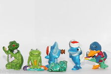 Überraschungsei-Figuren Ü-Ei-Figuren Set Nr. 15 figures Kinder Egg  Sorpresa