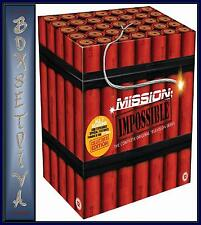 MISSION IMPOSSIBLE  COMPLETE TV SERIES 1 - 7  ** BRAND NEW DVD BOXSET**