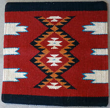 Wool Pillow Cover HIMAYPC-42 Hand Woven Southwest Southwestern 18X18