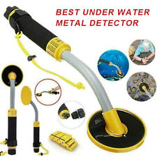Pi-iking 750 Waterproof Metal Detector 30M Underwater Pinpointer Gold Hunter Us