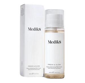 Medik8 Press and Glow Daily Exfoliating Tonic 200ml