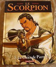 Marini - Le scorpion 3 - Dargaud - EO