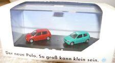 S28  Herpa für VW  Der neue Polo so gross kann klein sein