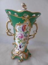 Coalport Vases Date-Lined Ceramics (Pre-c.1840)