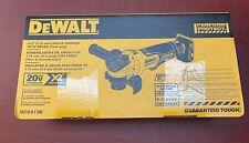 DeWalt DCG413B 4.5 in 20V Max Brushless Angle Grinder w/ Brake New  (Tool Only)