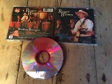 roger brown-rodeo boogie 2000 prairie crooner records cd