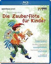 Die Zauberflöte für Kinder von Oper Zürich,Thomas Barthel (2016)