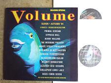 Volume Eleven - Primal Scream, Cypress Hill, Deus, Helmet, Henry Rollins - 2LP