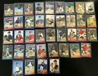 2003 Topps 39 Card Rookie Lot Shane Victorino + More