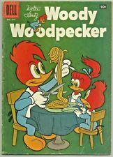 Dell/Gold Key Walter Lantz's Woody Woodpecker #46 (1947) Low Grade 4.5 VG/FN