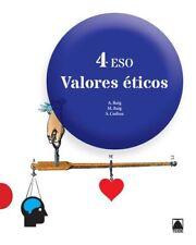 (16).VALORES 4ºESO. NUEVO. Nacional URGENTE/Internac. económico. LIBRO DE TEXTO