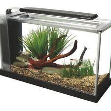 FLUVAL SPEC Aquarium 10 L 19 L Noir Brillant Blanc DEL Lumière Hagen Fish Tank