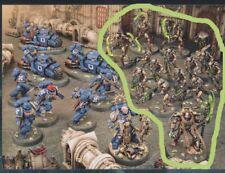 40K Starter Set Command  Necrons Army ( 18 Miniatures )   NOS    Free Ship......