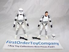 Star Wars Vintage Collection VC145 41st Elite Corps Clone Trooper Figure Lot